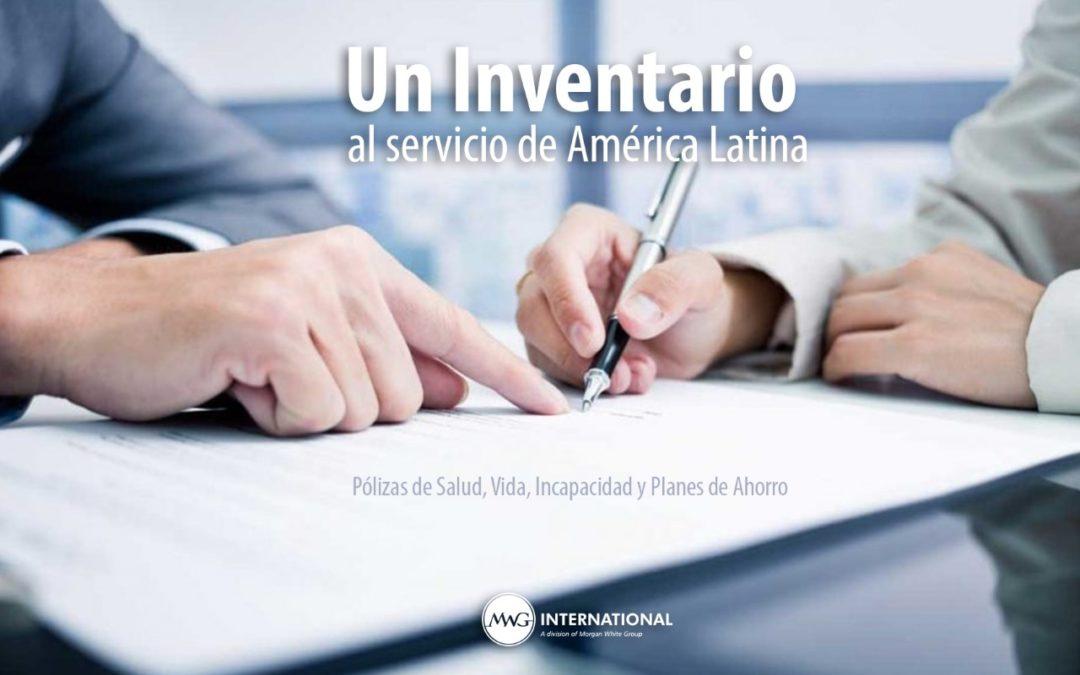 Un inventario al servicio de America Latina