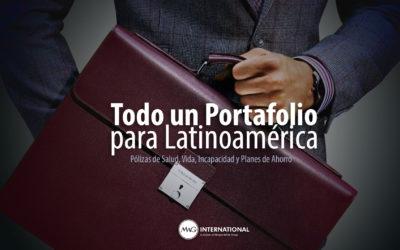 Todo un portafolio para America Latina